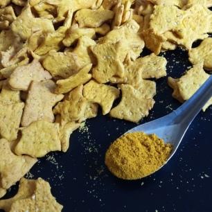 Crackers aux épices