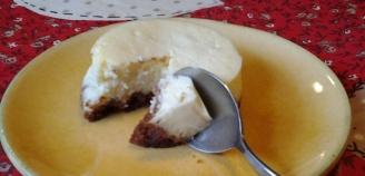 Cheese cake coco / citron vert