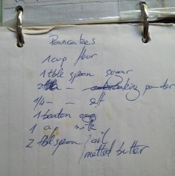 ''LA'' recette originale d'Andrea.